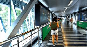 Bukit Bindung Walkway