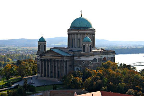 Basilica of Esztergom Budapest