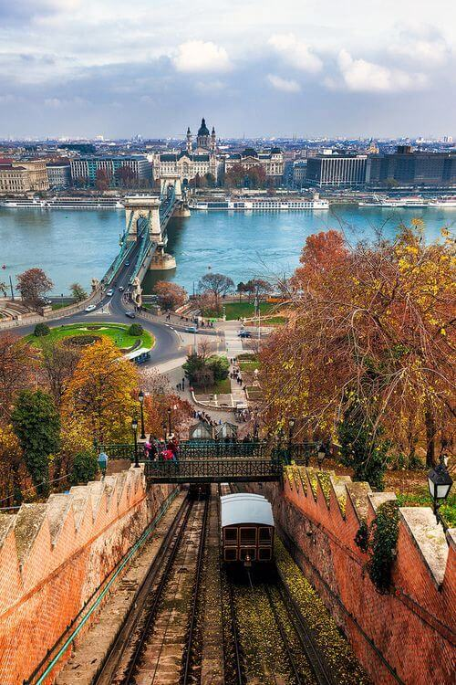 Budapest Cable Car