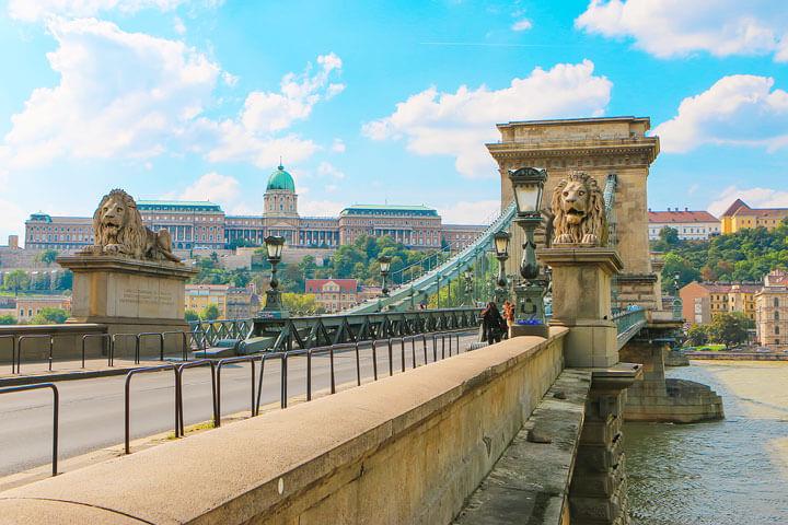 Budapest Chain Bridge1
