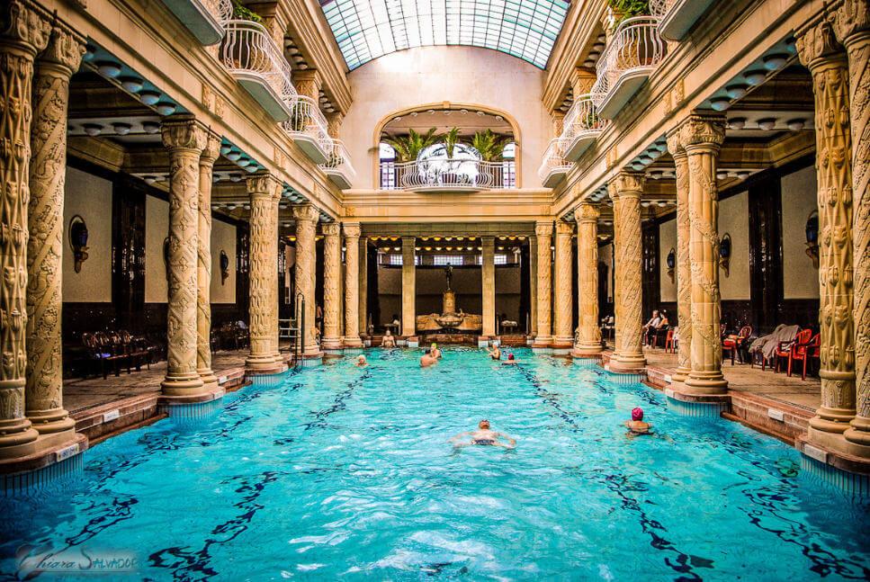 Gellért Bath & Spa Budapest