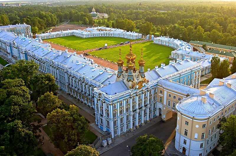 The Catherine Palace Pushkin