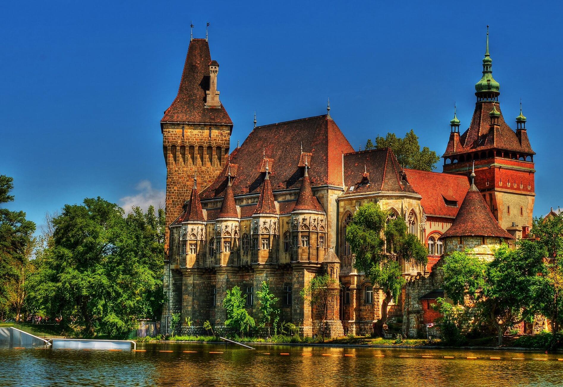 vajdahunyad-castle-budapest