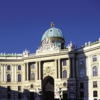 Imperial Palace (Hofburg) - VIENNA