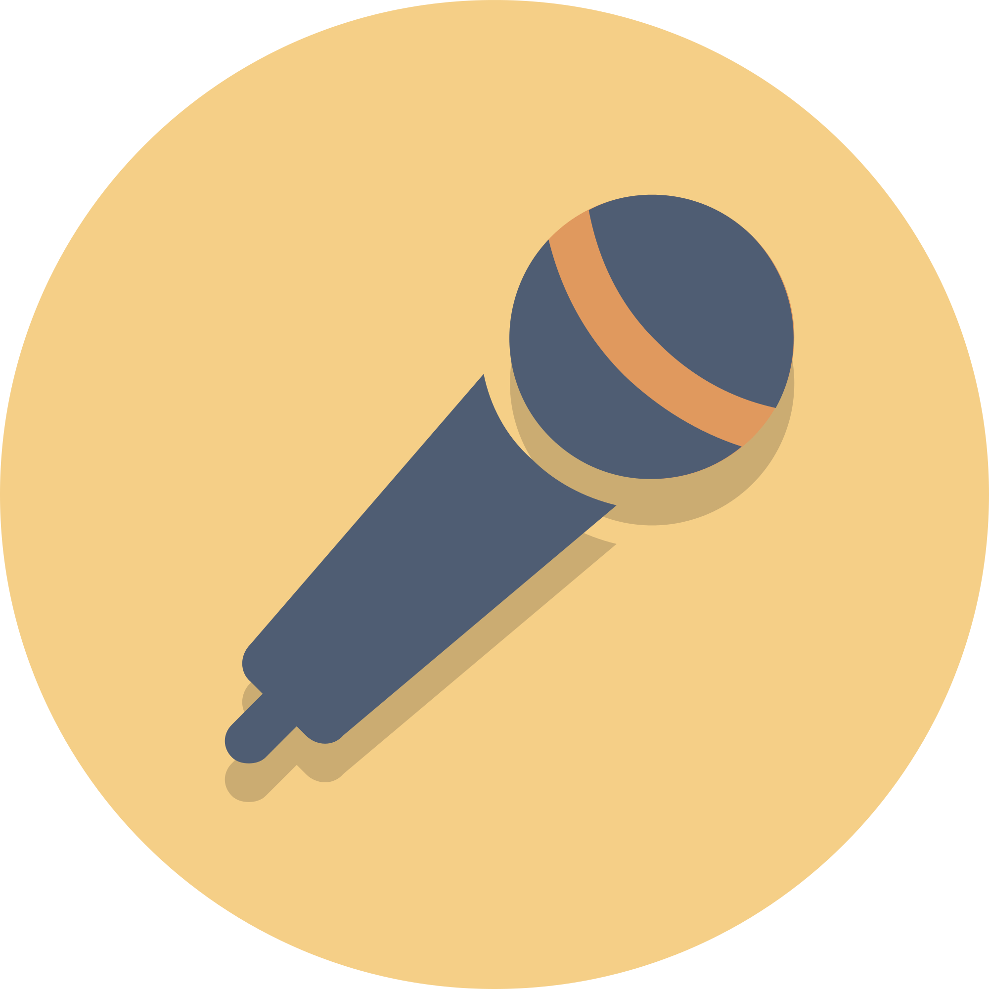 Circle-icons-microphone